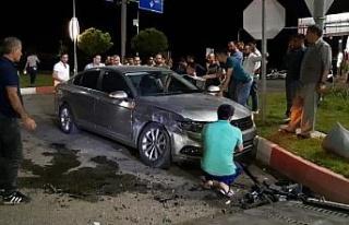 Siirt'te zincirleme trafik kazası: 2'si çocuk 7...