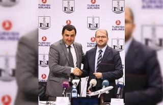 THY, Azerbaycan'ın futbol takımı Neftçi'ye...