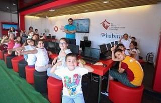 Vodafone, Sinop'un köy ve kasabalarına kodlama...