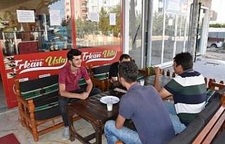 Adıyaman'da esnaftan Mehmetçik'e ücretsiz yemek