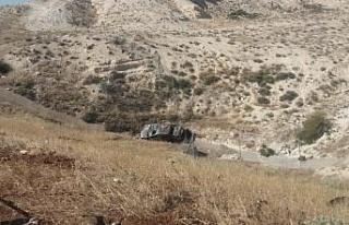 Şanlıurfa'da bebek ile ailesini trafik kazası ayırdı
