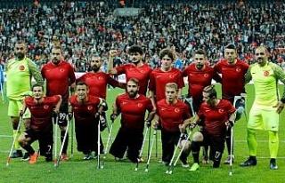 Ampute Milli Futbol Takımı Dünya Kupası'nda...