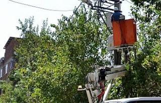 Dicle Elektrik'ten 4,16 milyon liralık alt yapı...