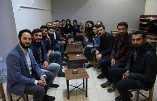 Dicle Üniversitesi eski mezunları Diyarbakır'da...