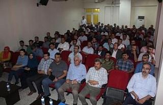 Kahta'da stratejik plan hazırlık toplantısı