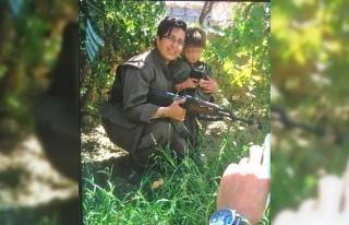 PKK'nın sözde Belçika sorumlularından biri Batman'da...