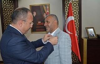 Siirt Valisi Atik, Trabzonspor taraftarının isteğini...