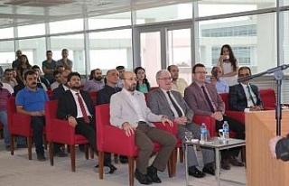 Şırnak Üniversitesi'nde imza günü