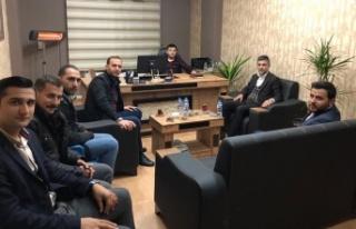 Aday Adayı Abdulhakim KAYA Midyat Gençlik Derneği'ni...
