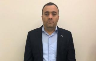 """Aday Adayı Murat ERDİNÇ : """" Midyat İçin Çılgın..."""