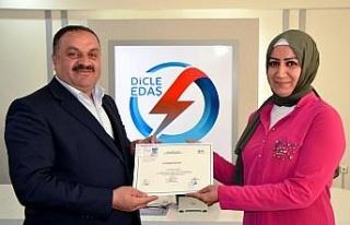 Dicle Elektrik'ten çalışanlarına ilk yardım eğitimi