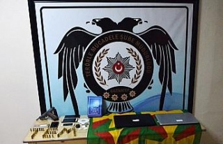 Gaziantep'te PKK/KCK operasyonu