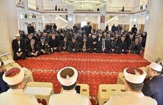 Mardin'de Şehit Öğretmenler İçin Mevlit...