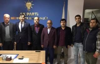 Mehmet Sait Baş Midyat Belediye Meclis Üyeliği...
