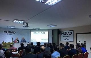 MÜSİAD'dan Dost Meclisi Toplantısı
