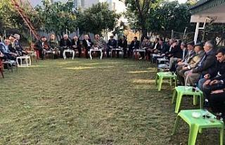 Orgeneral Temel Şırnak'ta şehit ailelerini...
