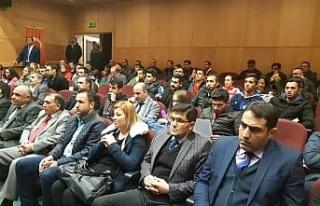 Siirt'te okul spor faaliyetleri değerlendirildi