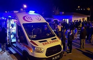 Siirt'te terör örgütü yandaşları öğrenci yurduna...