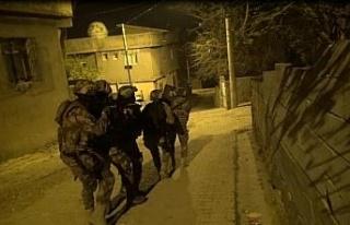 Şırnak'ta terör operasyonu: 50 gözaltı