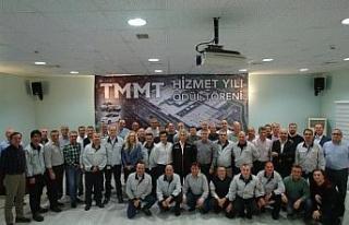 Toyota Türkiye'den emektar çalışanlarına teşekkür...