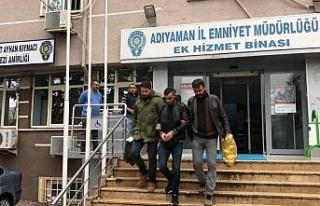 Adıyaman'da cezaevi firarisi yakalandı