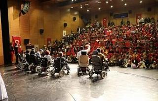 Diyarbakır'da Dünya Engelliler Günü kutlandı