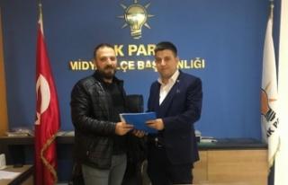 Halil POLAT Ak Parti'den Midyat Belediye Meclis...