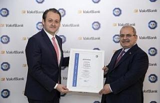 VakıfBank'a iş sağlığı ve güvenliği yönetimi...