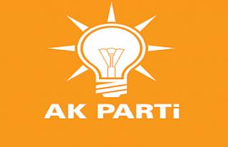 Ak Parti Mardin İlçe Belediye Başkan Adayları...