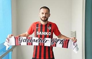 Gazişehir Gaziantep, Oğuz Ceylan'ı transfer etti