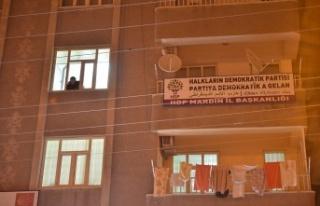 HDP Midyat İlçe Başkanının Aracında Terör İçerikli...