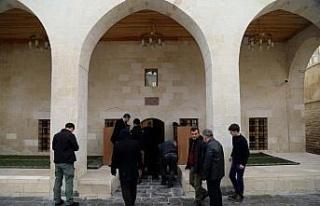 Kilis'te terör saldırısında zarar gören tarihi...