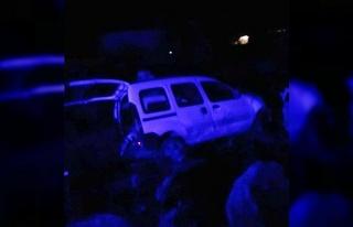 Şanlıurfa'da otomobil şarampole devrildi: 4 yaralı