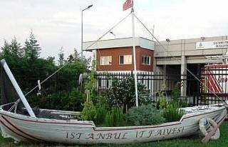 Silivri İtfaiyesi geçen yıl 344 vatandaşın yardımına...