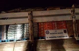 Gaziantep'te sahte deterjan operasyonu