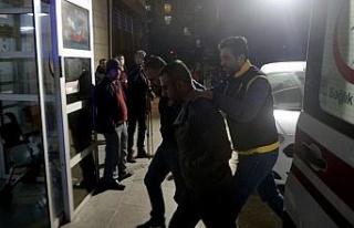 Kilis'te hırsızlık iddiası