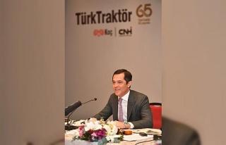 Traktör ihracatının yüzde 91'inde TürkTraktör...