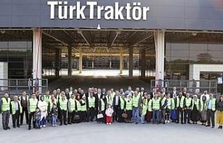 TürkTraktör, Dünya Çiftçiler Günü'nü Sakaryalı...