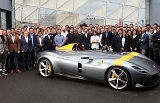 Ferrari'ye 5. kez