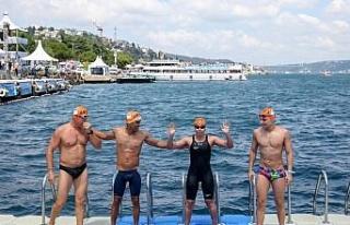 31. Samsung Boğaziçi Kıtalararası Yüzme Yarışı'na...