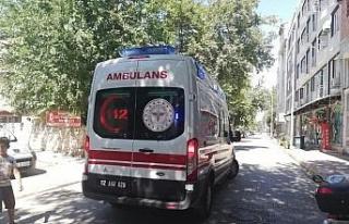 Adıyaman'da balkondan düşen çocuk ağır yaralandı