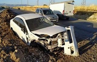 Adıyaman'da trafik kazaları: 9 yaralı