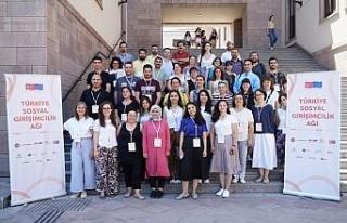 Koç Üniversitesi'nde sosyal girişimcilik eğitimi