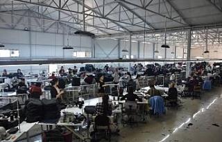 Şırnak'ta göçü önleyen yatırım