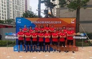 Turkcell'li yüzücüler Dünya Yüzme Şampiyonası'nda