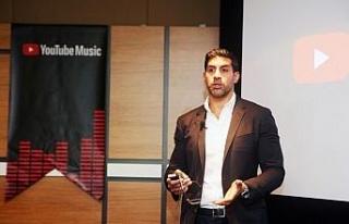 YouTube Music'in Türkiye tanıtımı yapıldı
