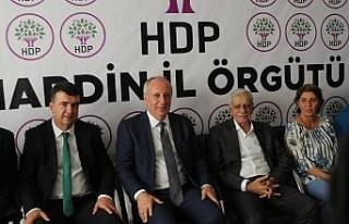 CHP heyetinden HDP'li Ahmet Türk'e ziyaret