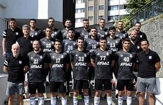 BJK Hentbol takımı yeni dönemde Aygaz'ın enerjisiyle...