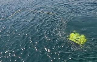 Deniz altındaki elektrik arızalarına yerli robotla...