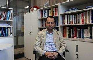 """""""Barış Pınarı Harekatı jeopolitik ve stratejik..."""
